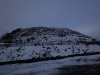 Slemish in the snow